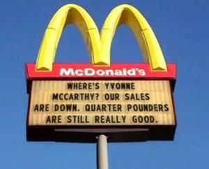 quarter pounders